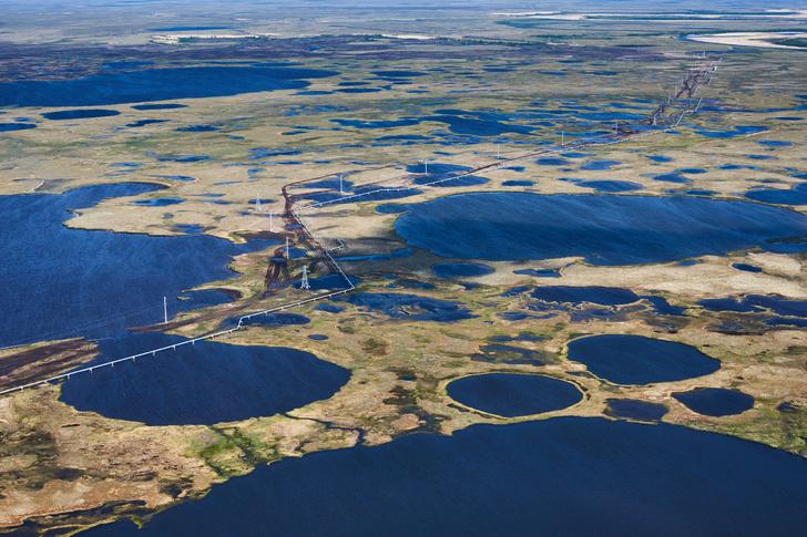 На Западной Мессояхе открыта нефтяная залежь, сопоставимая с самостоятельным месторождением