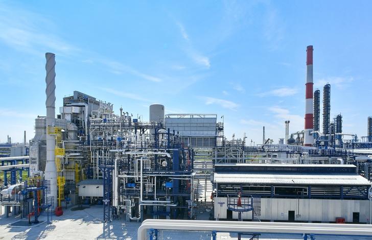 """Омский НПЗ """"Газпром нефти"""" ввел в эксплуатацию установку по производству водорода"""