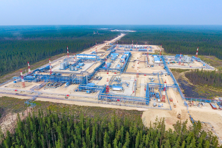 «Газпром нефть» формирует новый центр нефтедобычи в Восточной Сибири