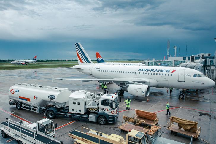 «Газпром нефть» и Air France расширяют сотрудничество