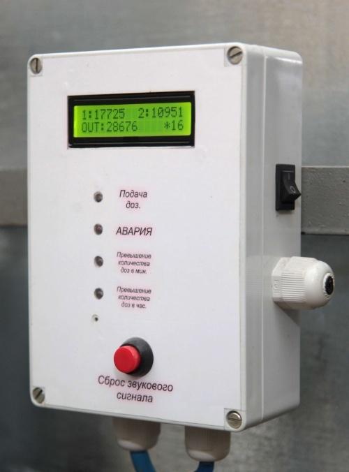 Устройство автоматической подачи одоранта в поток газа