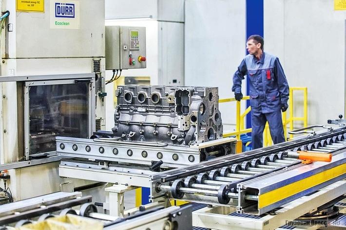 Технологические ифинишная моечные машины сультратонкой фильтрацией отDurr (Германия, Китай) ивспомогательное оборудование, компоновка линии отDurr (США)