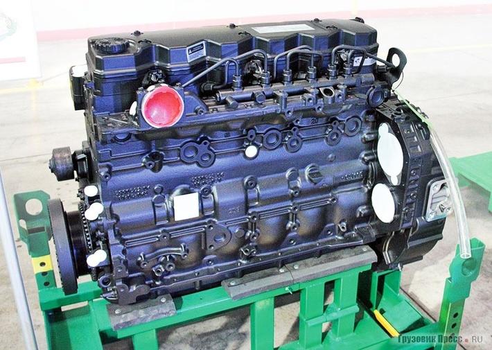 Двигатель Cummins ISL без навесного оборудования дляремонтных организаций иавтохозяйств будет поставляться взапасные части