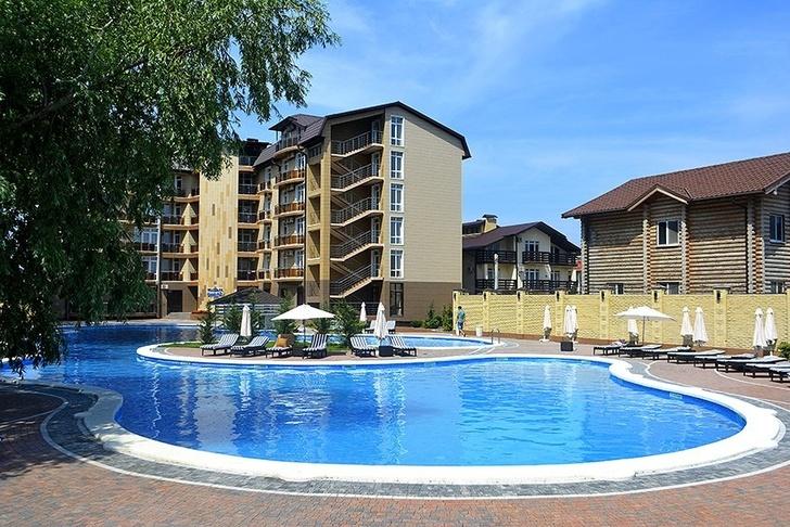 Открыта новая гостиница в Краснодарском крае