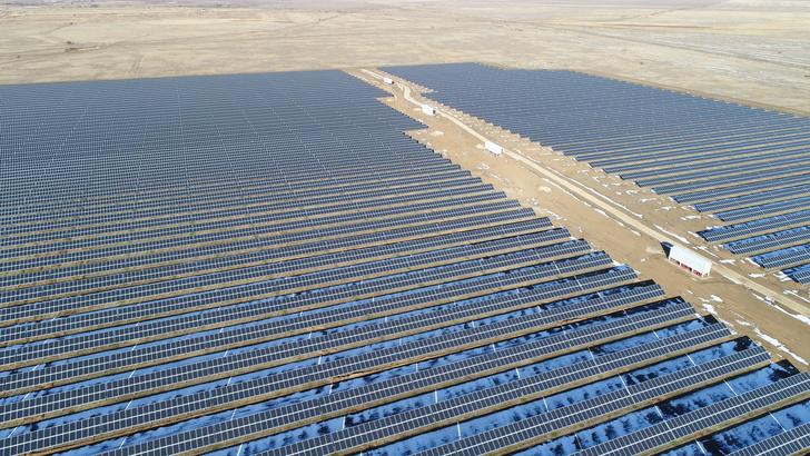 ГК «Хевел» приступила к строительству солнечной электростанции мощностью 100 МВт в Казахстане