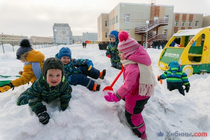В Североморске-3 открылся детский сад