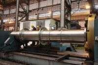 ЭМСС изготовила валы подъемных шахтных машин для компании Siemag Tecberg