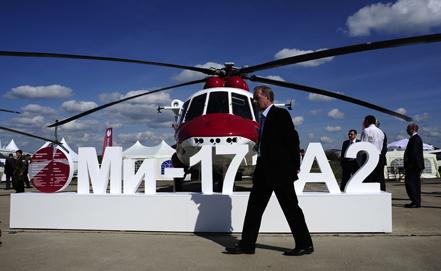 Уникальный комплекс бортового оборудования для вертолетов презентован в Ульяновске
