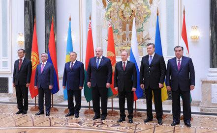 Путин: Страны Таможенного союза поддержали намерение Армении и Киргизии присоединиться к ТС