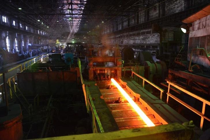 Завод «Ижсталь» освоил производство круглого проката диаметром 200 мм
