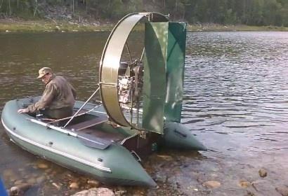 Современная аэролодка приобретена для жителей Чунского района при содействии Натальи Дикусаровой