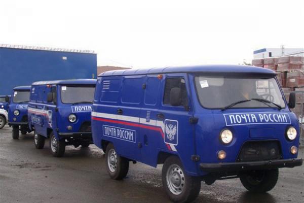 уаз поставил 85 автомобилей в адрес почты россии в блоге