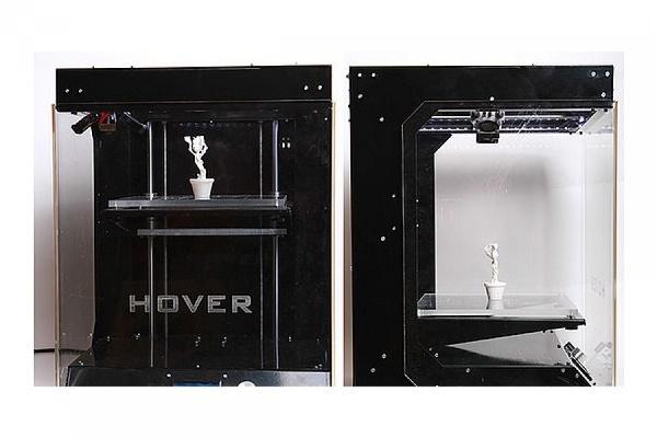 Cерийный образец принтера «Hover», изготовленный в университете. Фото предоставлено В.А. Овчинниковой