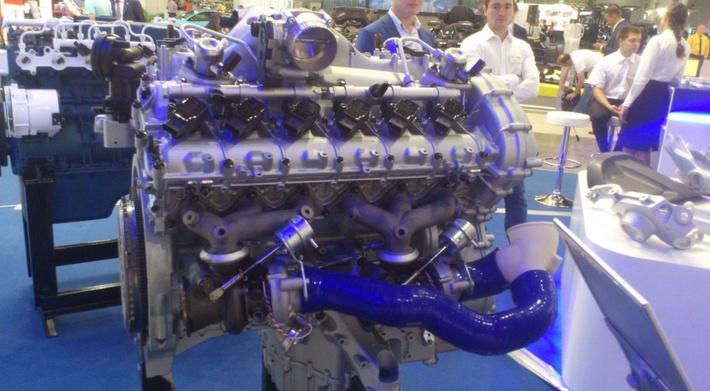 Двигатель V12 объёмом 6,6 литра для проекта «Кортеж»