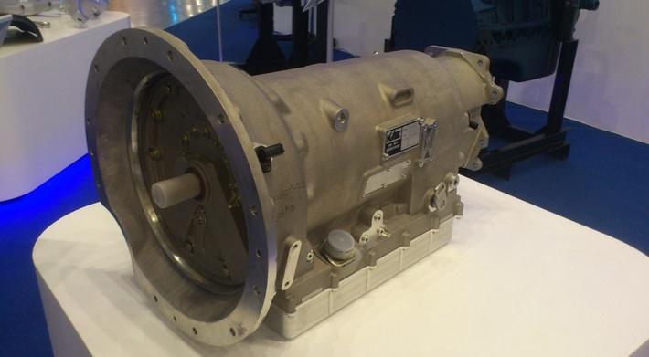 Автоматическая трансмиссия R932 для проекта «Кортеж»