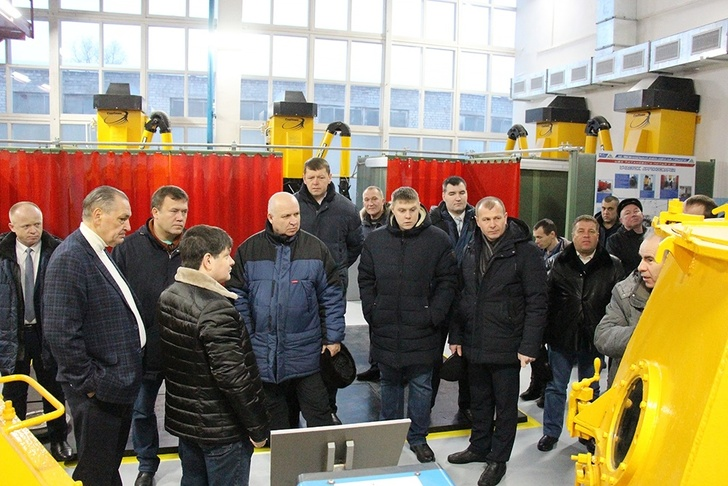 На Зеленодольском заводе прошла модернизация цехов