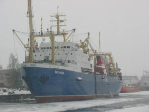 Рыболовное судно «Янтарный»