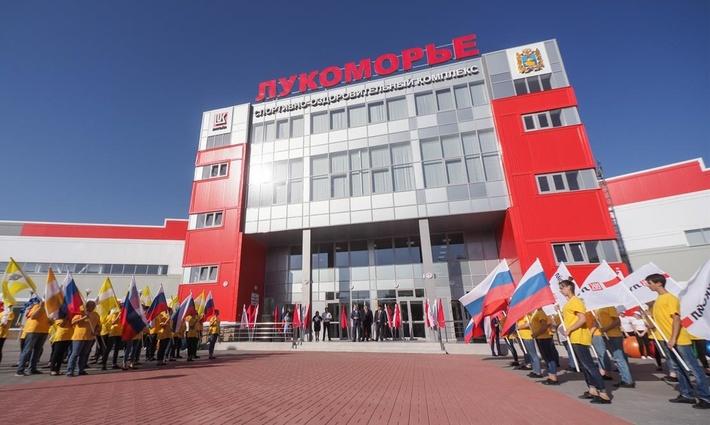 В Буденновске Ставропольского края открылся детский спортивно-оздоровительный комплекс