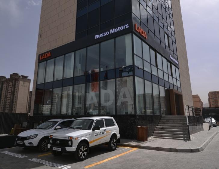 «АвтоВАЗ» вышел на рынок Монголии