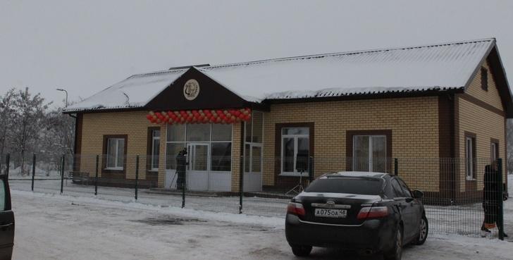 Два дома культуры открыли в Липецкой области