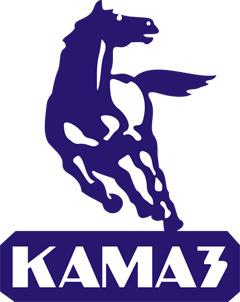 бесплатно логотип КАМАЗ в векторе