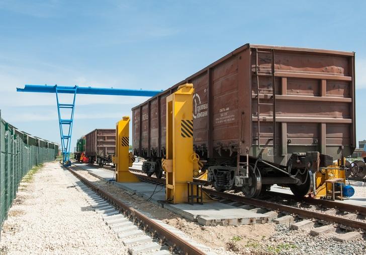 Участок ремонта грузовых железнодорожных вагонов запущен в Саратовской области