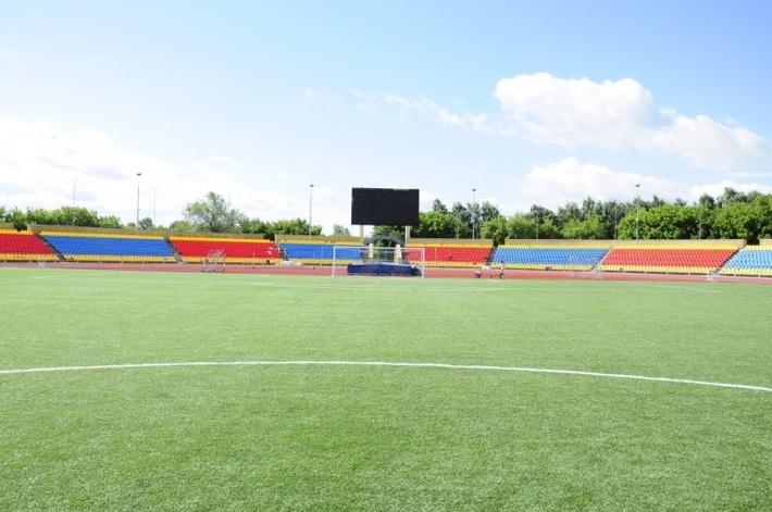 В Магнитогорске после ремонта открылся центральный стадион