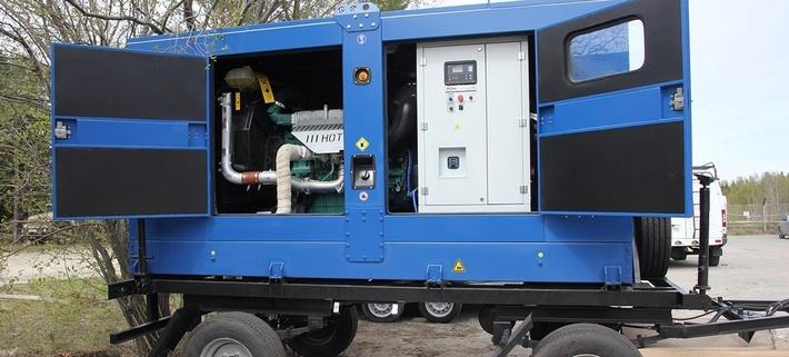 Пять дизель-генераторов ПСМ в Югре