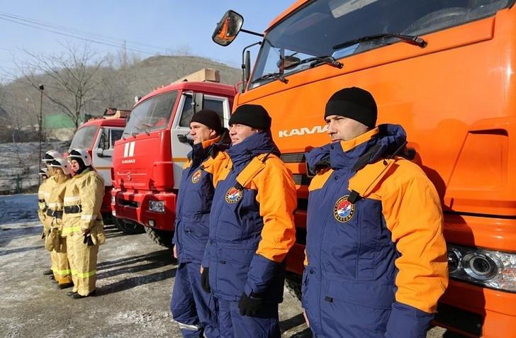 Новую современную технику получили приморские спасатели
