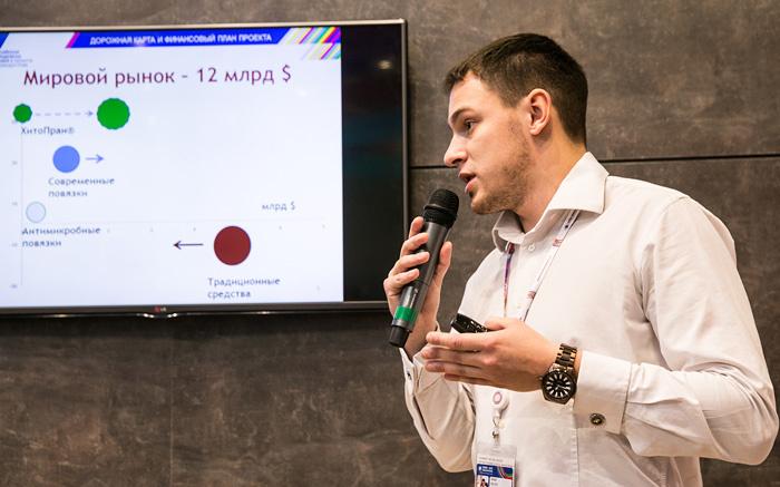 Сергей Брусов, генеральный директор ООО «Наполи»