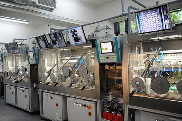 Высокотехнологичное оборудование по выпуску продукции