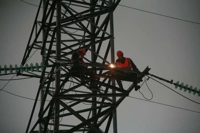 На Колыме состоялся пуск новой высоковольтной ЛЭП протяженностью 105 км