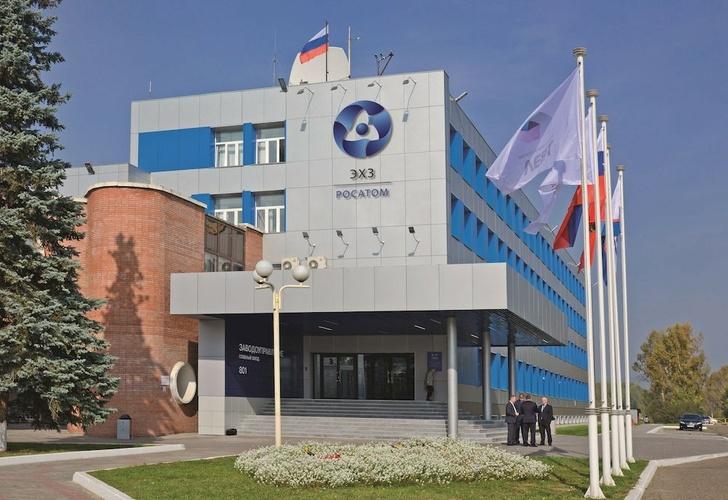 На «ПО «Электрохимический завод» введена вторая очередь газовых центрифуг нового поколения