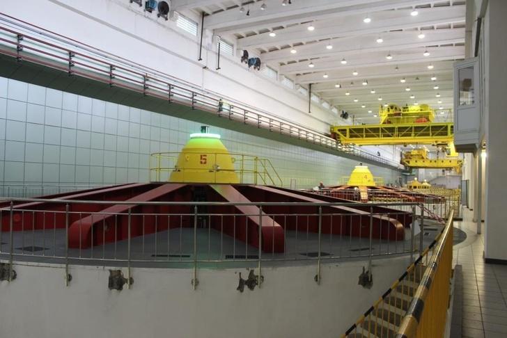 Мощность Воткинской ГЭС в Удмуртии увеличена до 1065 МВт