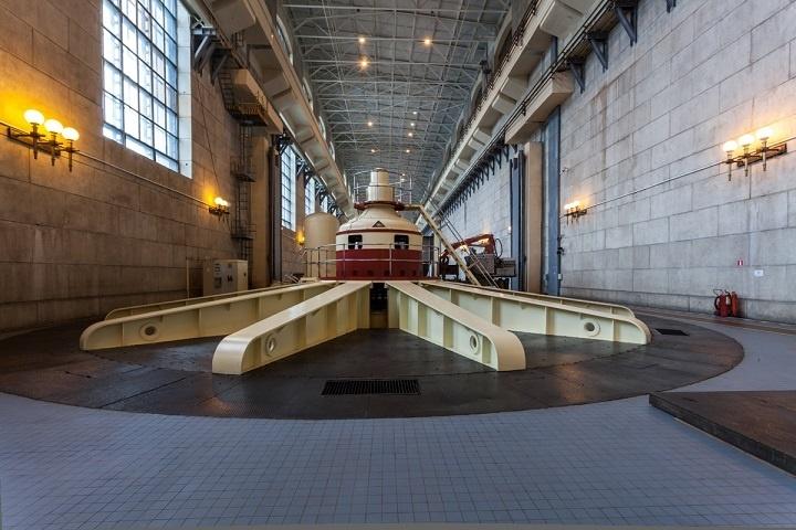 Жигулевская ГЭС увеличила установленную мощность на 10,5 мегаватта