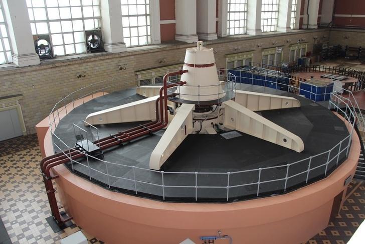 Установленную мощность Рыбинской ГЭС увеличили на 10 МВт