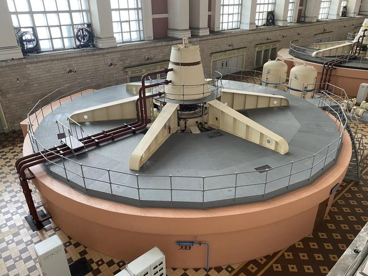 На Рыбинской ГЭС заменен гидроагрегат №3