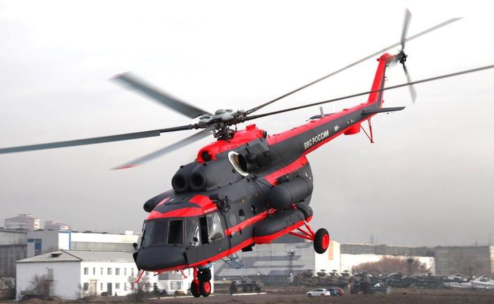 Фото © АО «Вертолеты России», RussianHelicopters.aero 25. 11. 2016