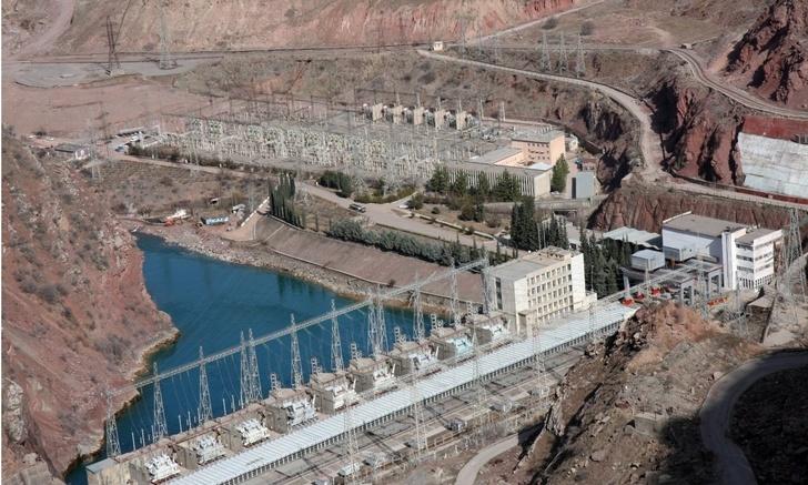 В Таджикистане запущена Рогунская ГЭС