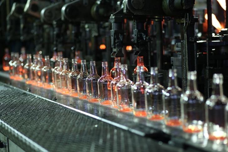 ООО «Сибирское стекло» запустило пятую линию по производству облегченной бутылки
