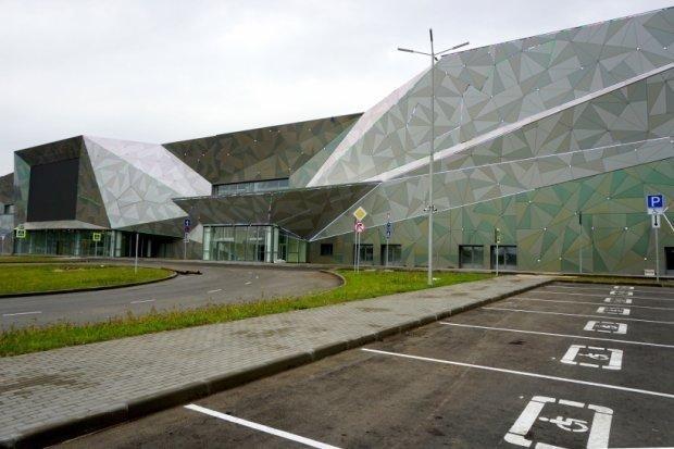 В Подмосковье открыт новый торговый центр