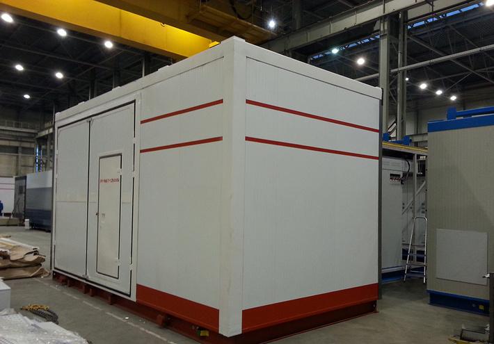 «РЭП Холдинг» отгрузил оборудование в Республику Узбекистан