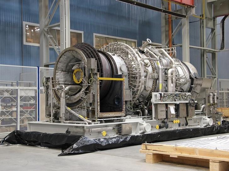 На МГП Сила Сибири приступили к монтажу отечественных газоперекачивающих агрегатов ГПА-32 «Ладога»
