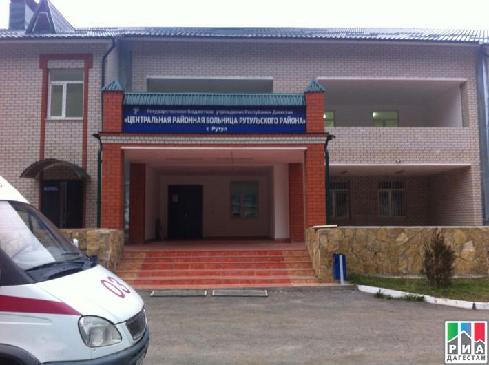 Махачкалинская больница 2