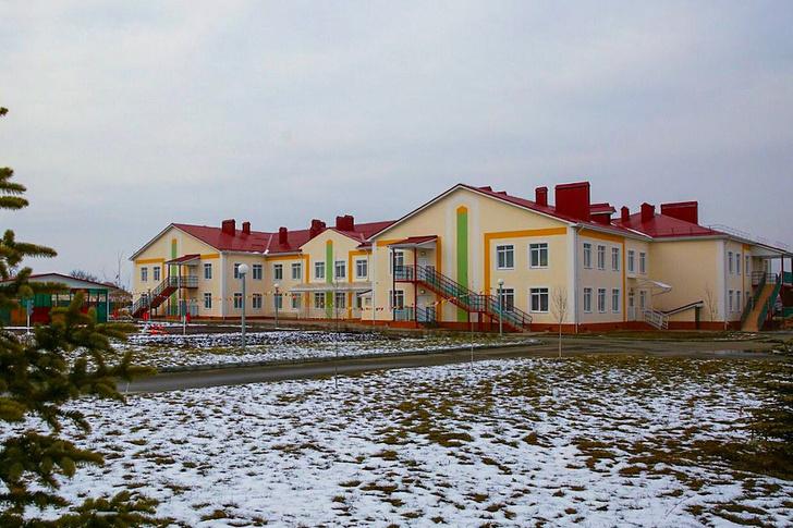Детский сад на 300 мест открыт в Карачаево-Черкесии