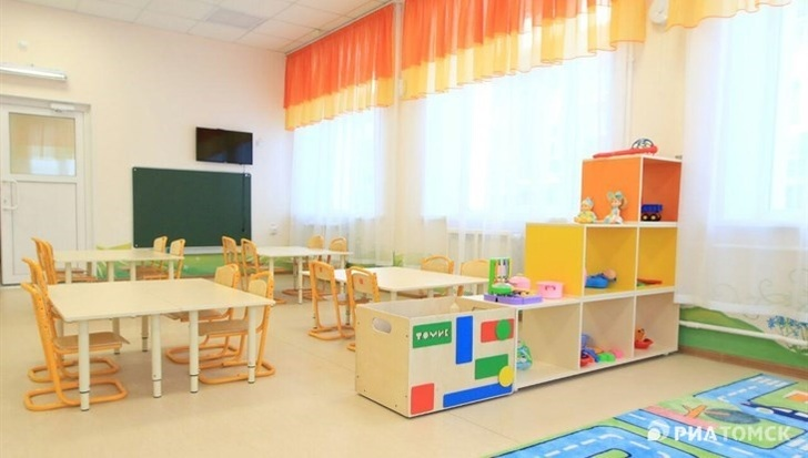 Первый детсад в томском Северном Парке открылся в четверг