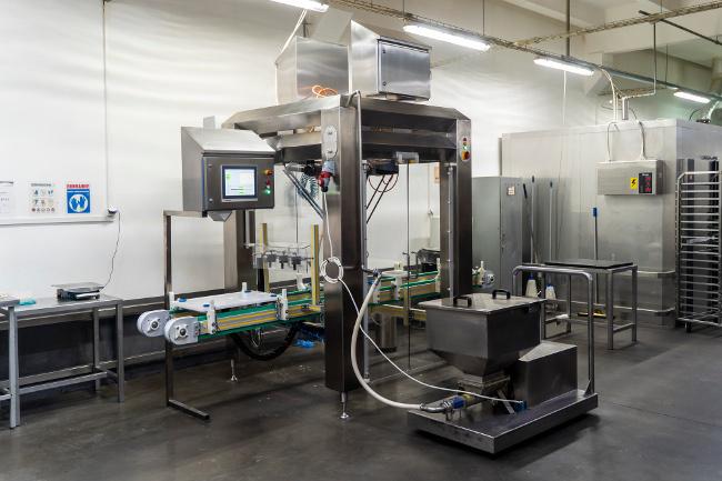 Роботизированная система по производству ватрушки