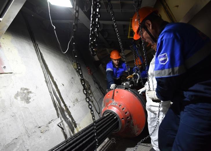 На первом энергоблоке Белорусской АЭС завершён монтаж системы преднапряжения защитной оболочки