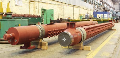 «ЗиО-Подольск» завершил поставку коллекторов для Жамбылской ГРЭС (Казахстан)