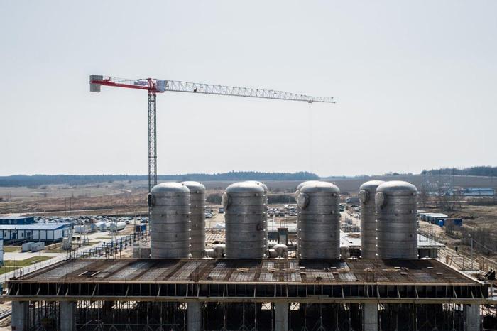 Предприятие Росатома поставило оборудование для нового солезавода в Калининградской области